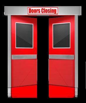 doors-closing